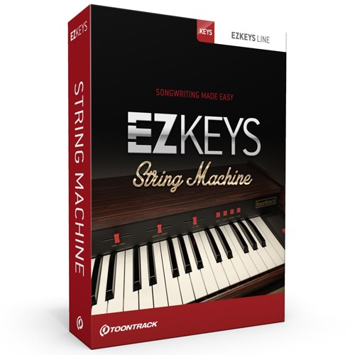 TOONTRACK/EZ KEYS - STRING MACHINES