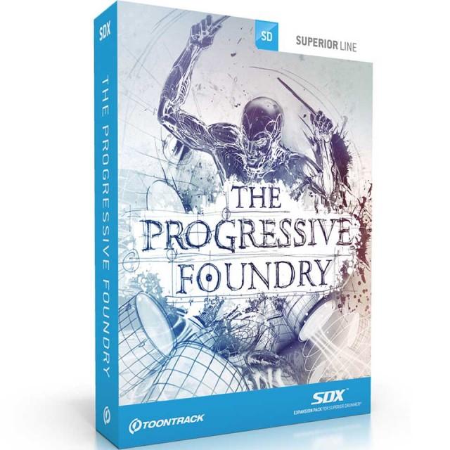 TOONTRACK/SDX PROGRESSIVE FOUNDRY