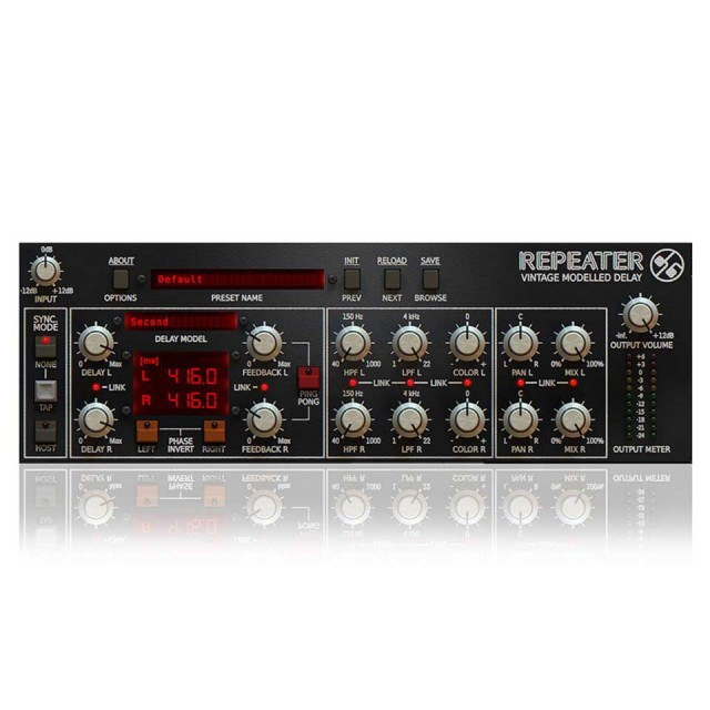 Slate Digital/Repeater Delay【オンライン納品】