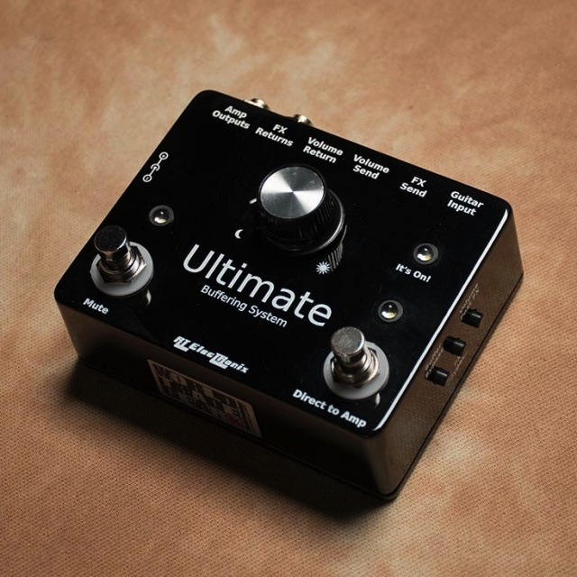 RT ElecTRonix/UBS-1 Ultimate Buffering System Pedal【在庫あり】
