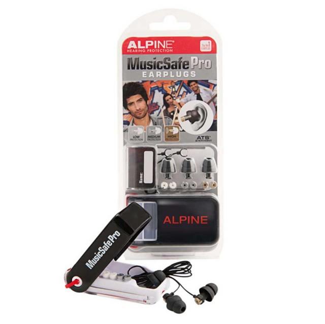 ALPINE/MusicSafe Pro Black【在庫あり】【1711R1】