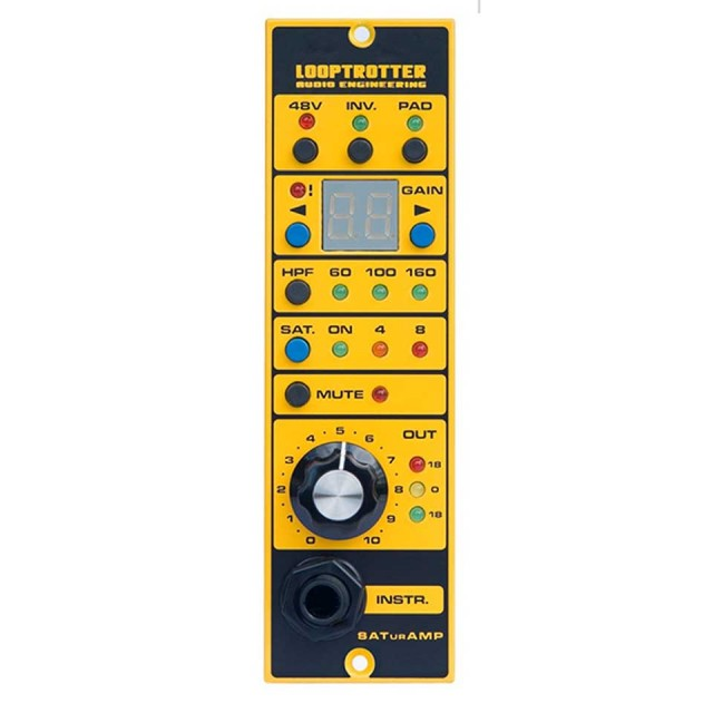 LOOPTROTTER Audio Engineering/SATurAMP【受発注製品】