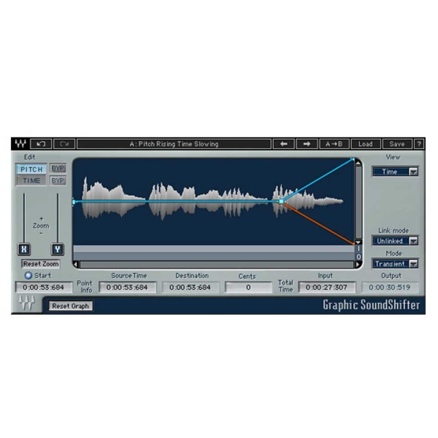 Waves/SoundShifter【期間限定キャンペーン】【オンライン納品】【在庫あり】