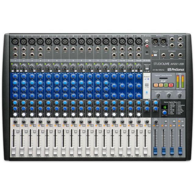 PreSonus/StudioLive AR22 USB