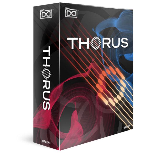 UVI/Thorus【オンライン納品】【~4/19 期間限定特価キャンペーン】