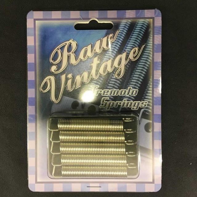Raw Vintage/RVTS-1【トレモロスプリング】【在庫あり】【2009E2】