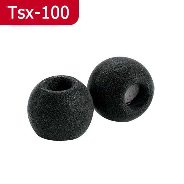 Comply/Tsx-100 BLACK Sサイズ 3ペア【在庫あり】