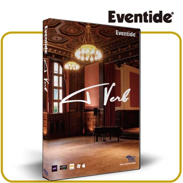 Eventide/Tverb【オンライン納品】