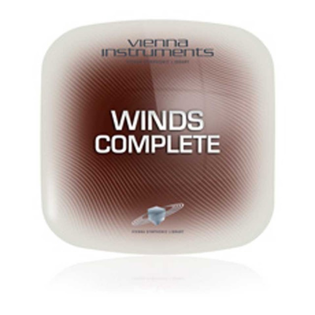 Vienna Symphonic Library/VIENNA WINDS COMPLETE【期間限定Woodwindsキャンペーン】