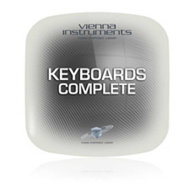 Vienna Symphonic Libraryv/VIENNA KEYBOARDS COMPLETE【期間限定キャンペーン】