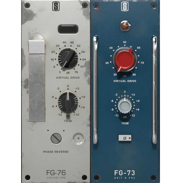 Slate Digital/Virtual Preamp Collection【オンライン納品】