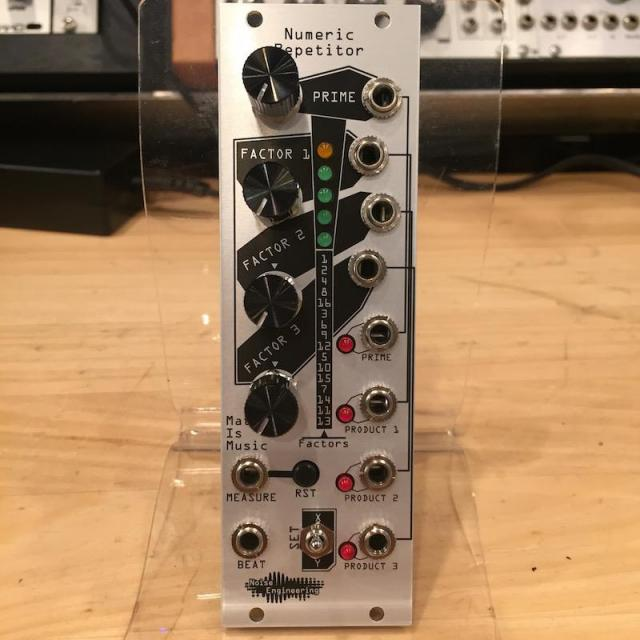 Noise Engineering/Numeric Repetitor