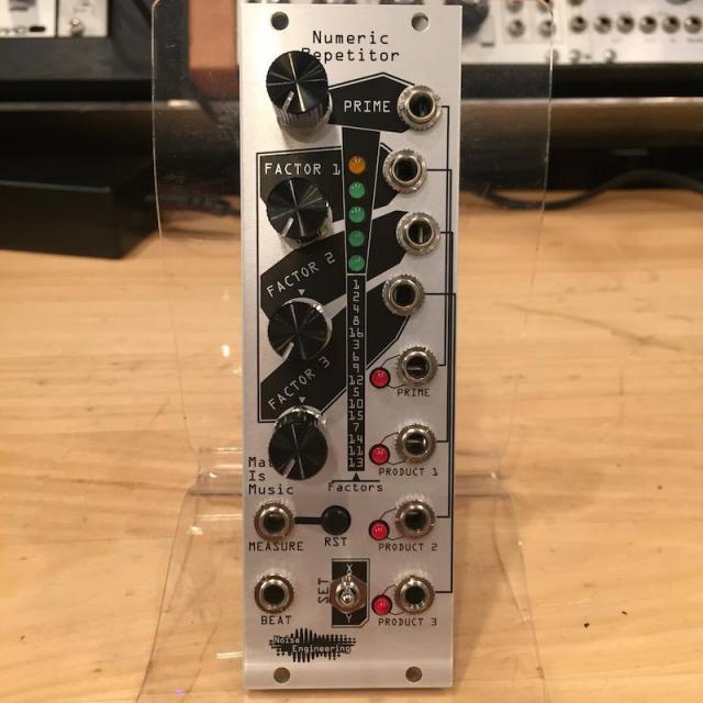 Noise Engineering/Numeric Repetitor【在庫あり】