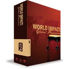VIR2/WORLD IMPACT GLOBAL PERCUSSION【オンライン納品】【在庫あり】