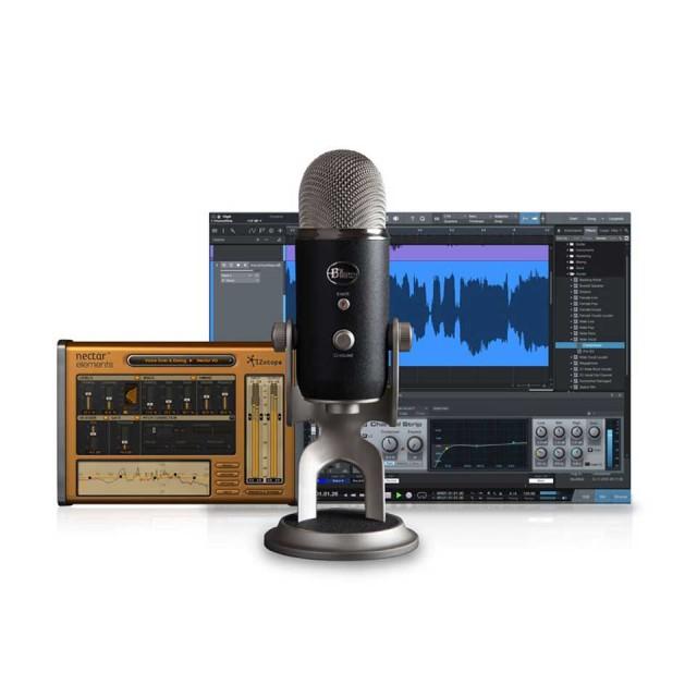 Blue Microphones/Yeti Pro Studio【箱ダメージ特価】【在庫あり】【1811R1】