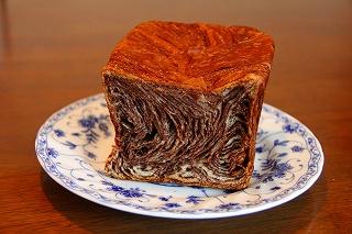チョコデニッシュブレッド(ハーフ)