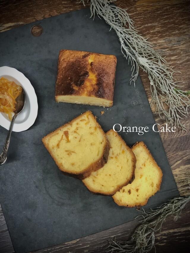 オレンジケーキ(1カット)