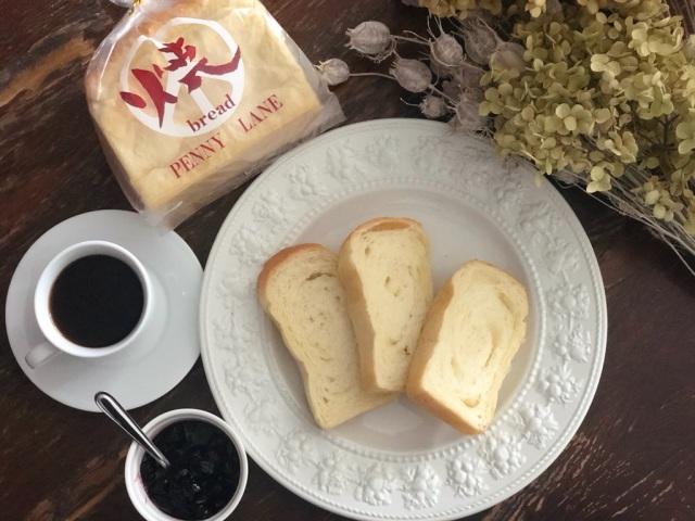 焼 食パン