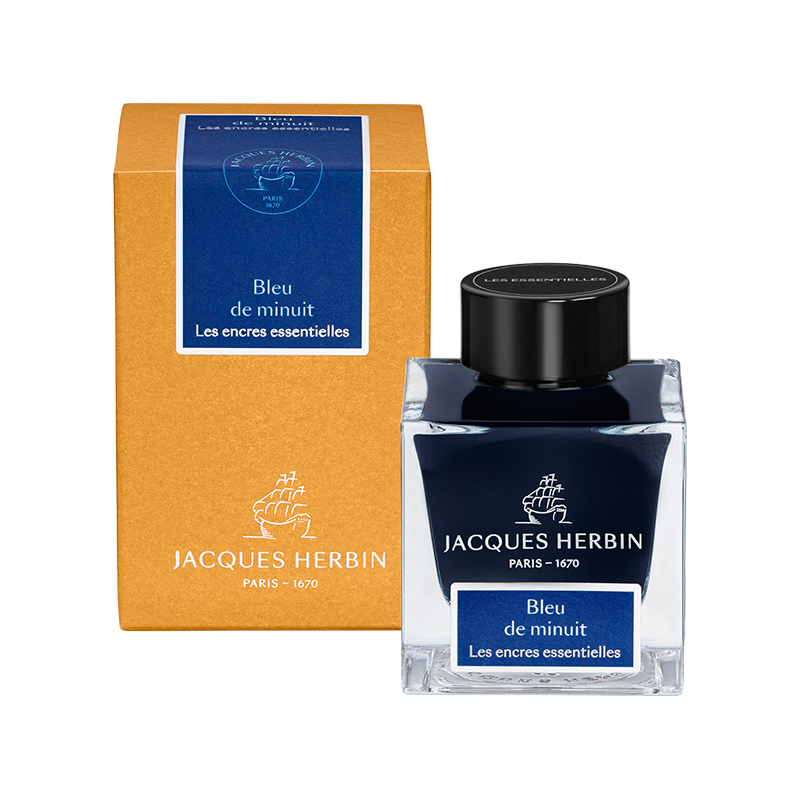 JACQUES HERBIN エッセンシャルインク 50ml ボトルインク