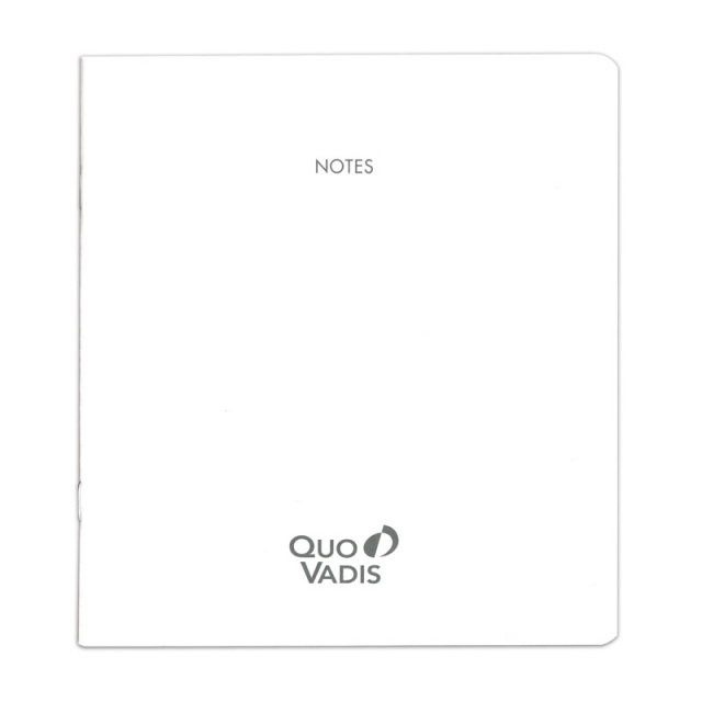 ダイアリー横罫ノートセット 16×16cm (ホワイト)