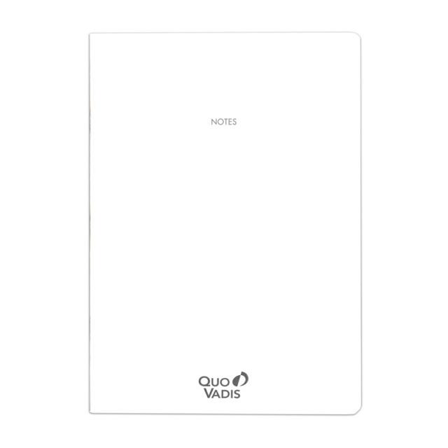 ダイアリー横罫ノートセット 18×24cm (ホワイト)