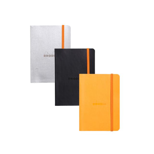 ロディアラマ ソフトカバーノートブック A6