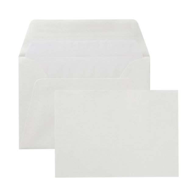 ヴェルジェ・ド・フランス カード封筒セット ストレートエッジ