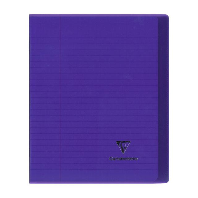 カバーブック ホチキス留めノート 18.5×22.6cm