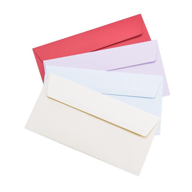 ポレン A4三つ折サイズ封筒