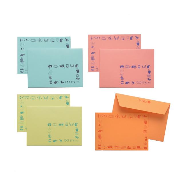 TWICE カード封筒セット
