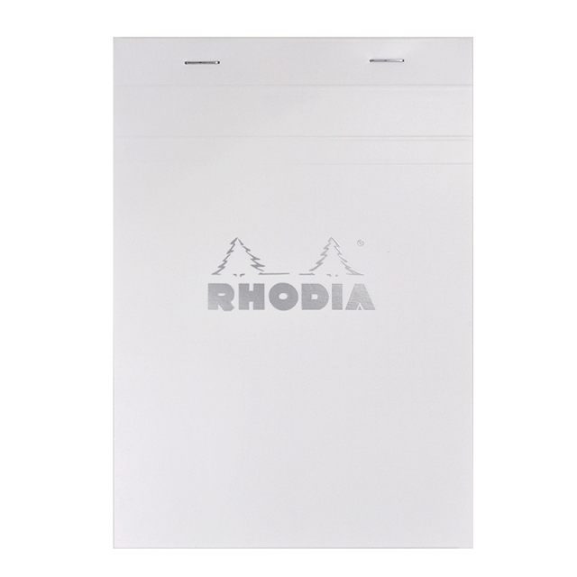 ブロックロディア ホワイト No.16