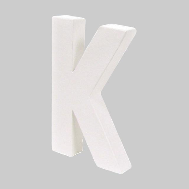ペーパーマッシュ アルファベットM K~T