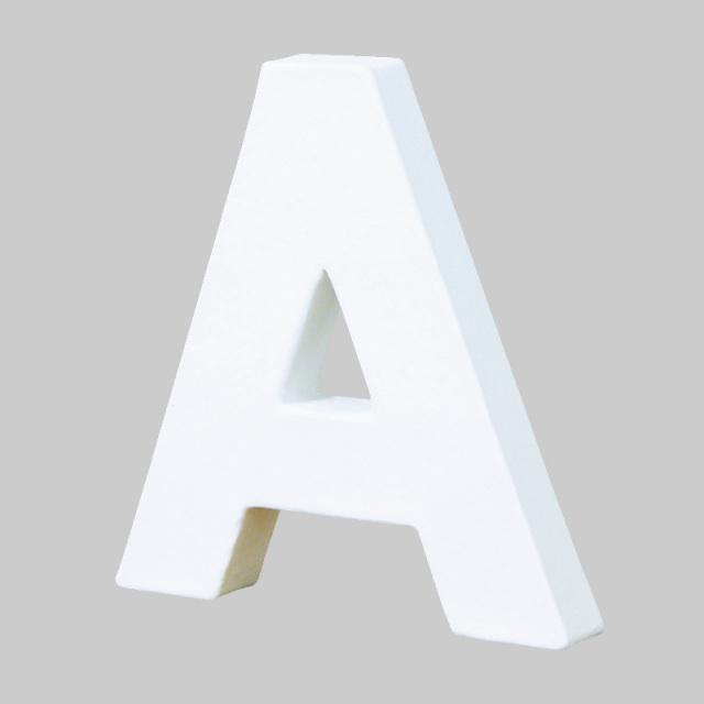 ペーパーマッシュ アルファベットS A~J
