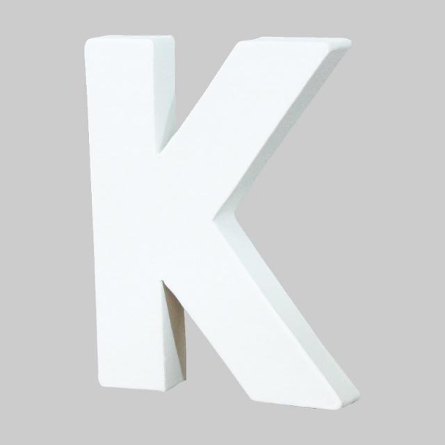 ペーパーマッシュ アルファベットS K~T