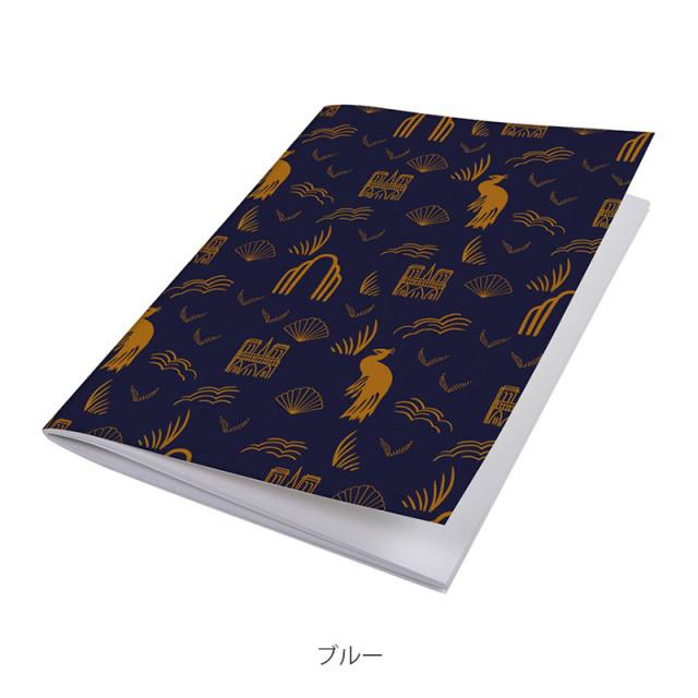 シーズンペーパー  糸綴じノートブック A5