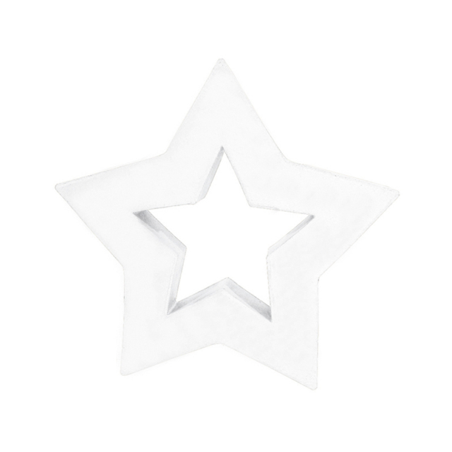 ペーパーマッシュ アルファベットS スター2