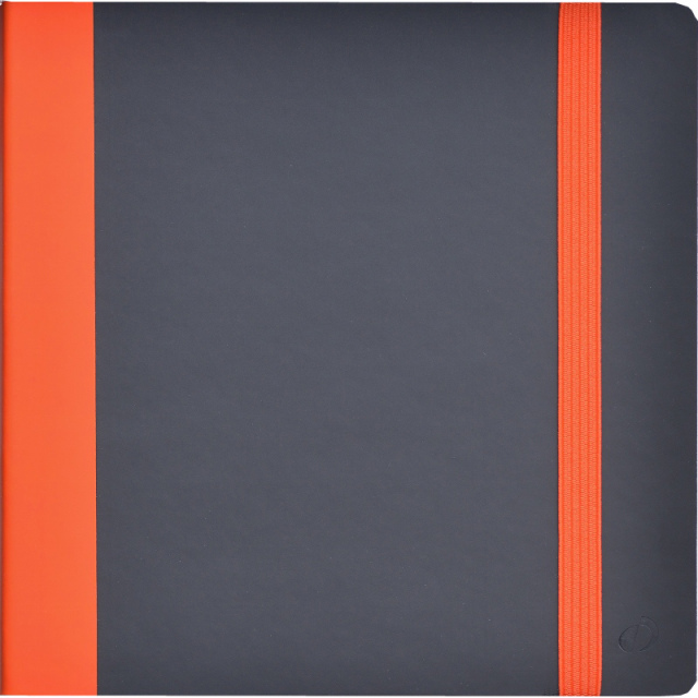 Soft & Color ソフト&カラー ノート16x16cm