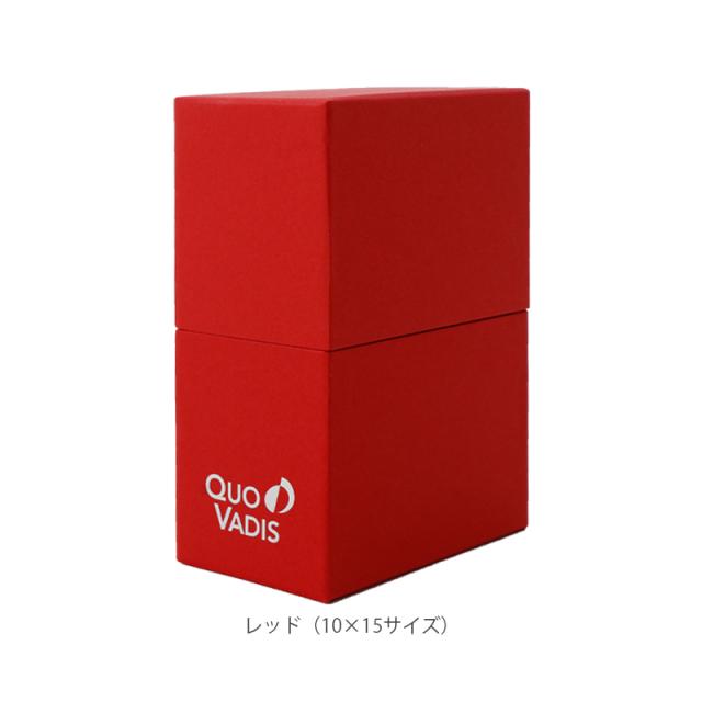 クオバディス ダイアリーボックス 10x15サイズ