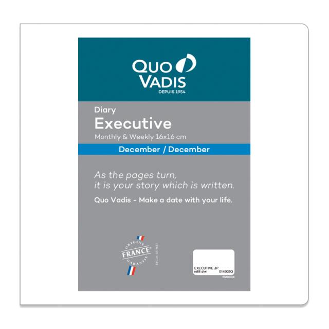 【2020年版】Executive エグゼクティブ/レフィル ジャパンエディション