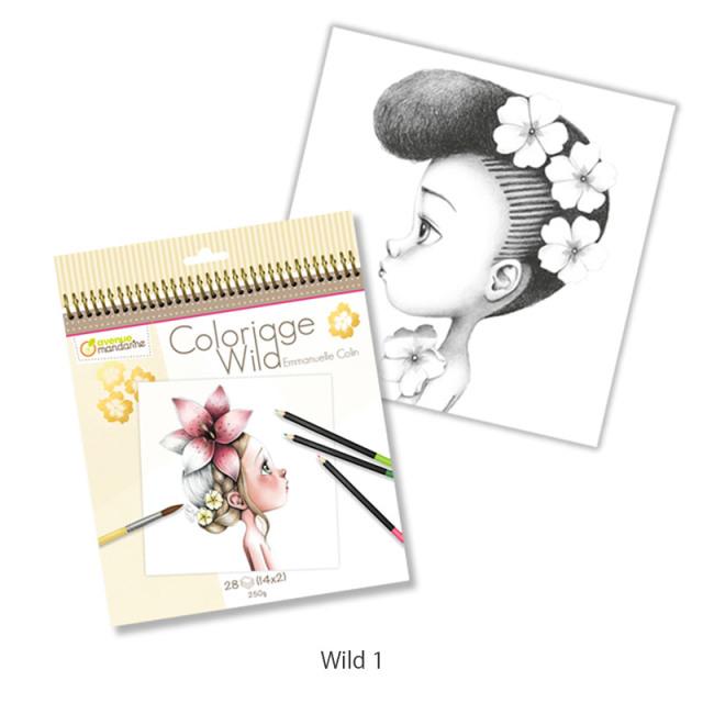 【オンラインショップ限定】カラーリングブック