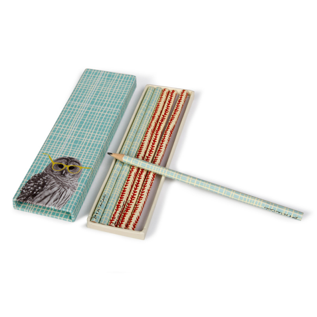 ゾエ・ド・ラス・カズ 鉛筆6本セット