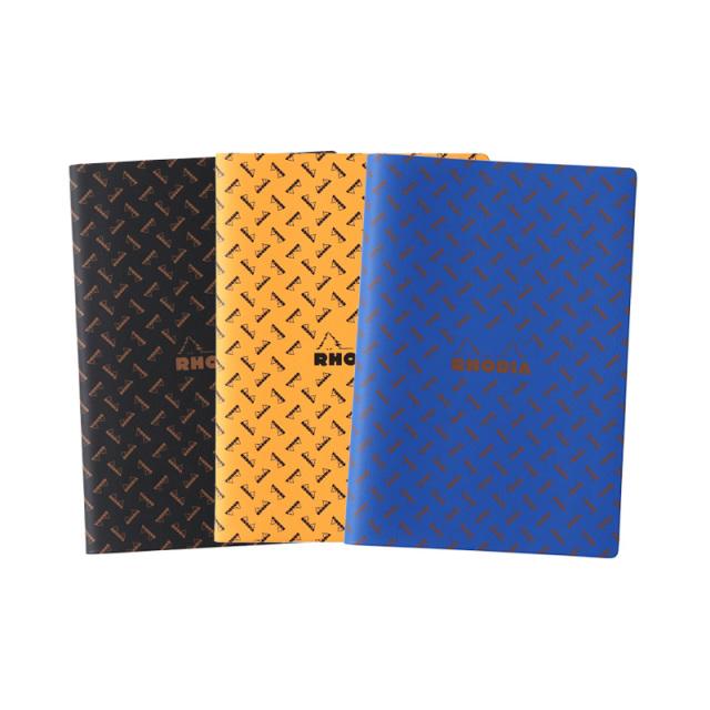 Limited Edition ホチキス留めノートブック 復刻版モノグラム A5