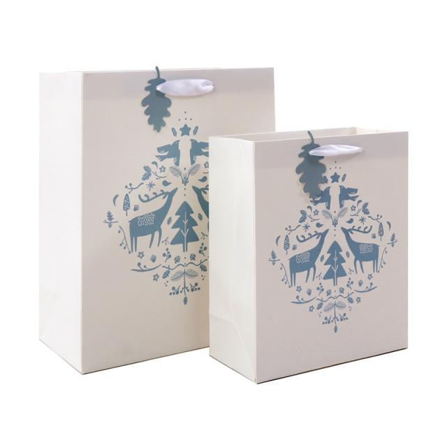 クリスマスペーパーバッグ Lagom/ラゴム