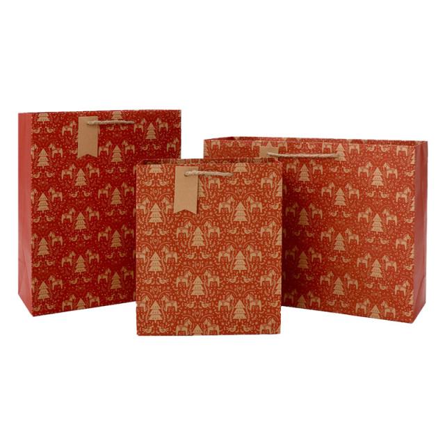 クリスマスペーパーバッグ Rouge/ルージュ