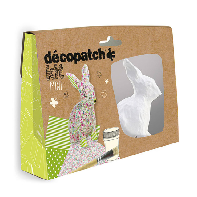 【イースター】デコパッチキットミニ ウサギ