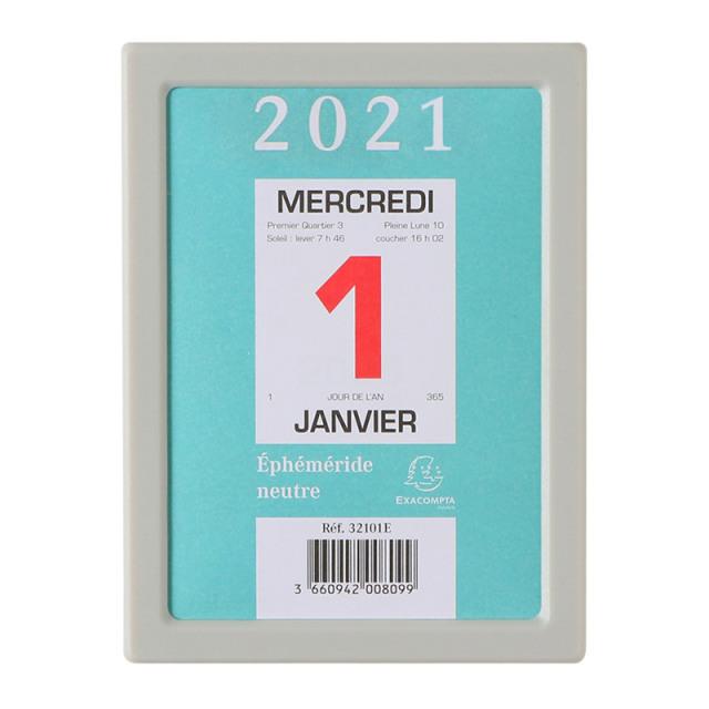 【30%OFF】【2021年版】日めくりカレンダー (大)