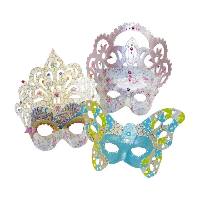 【ハロウィン】舞踏会マスク