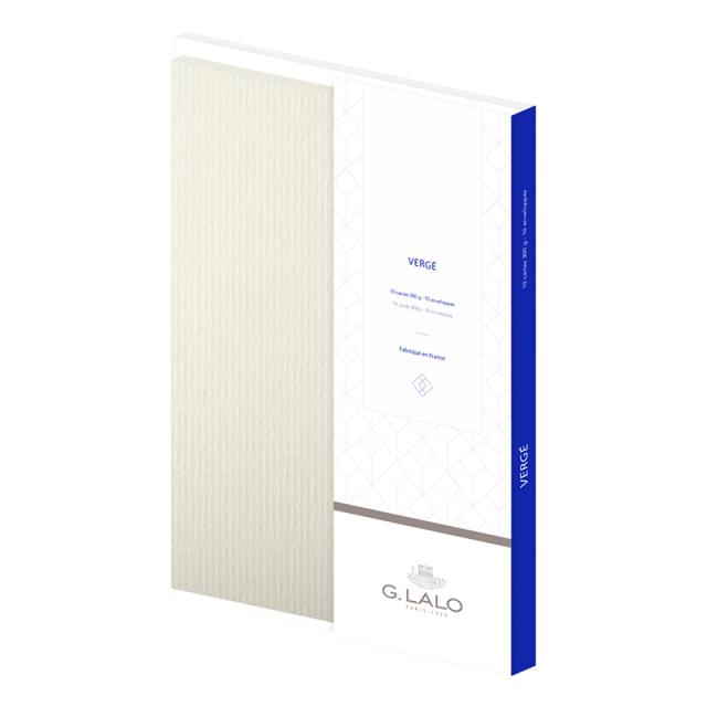 ヴェルジェ・ド・フランス  10枚カード封筒セット C6