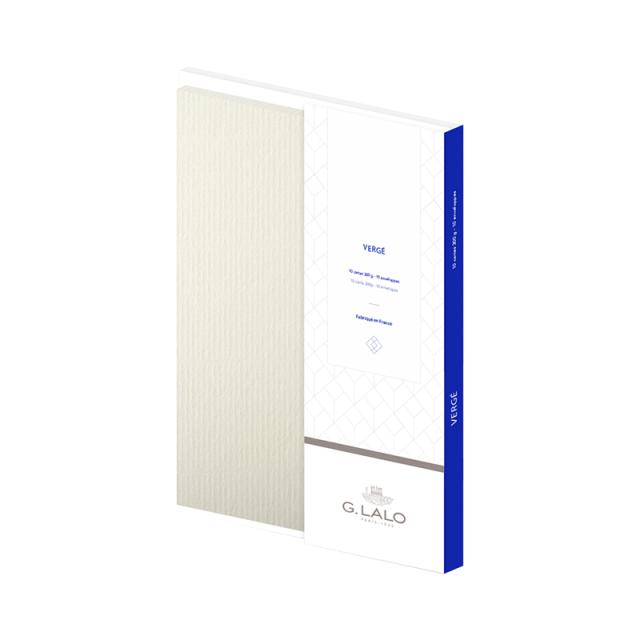 ヴェルジェ・ド・フランス  10枚カード封筒セット 9x14cm