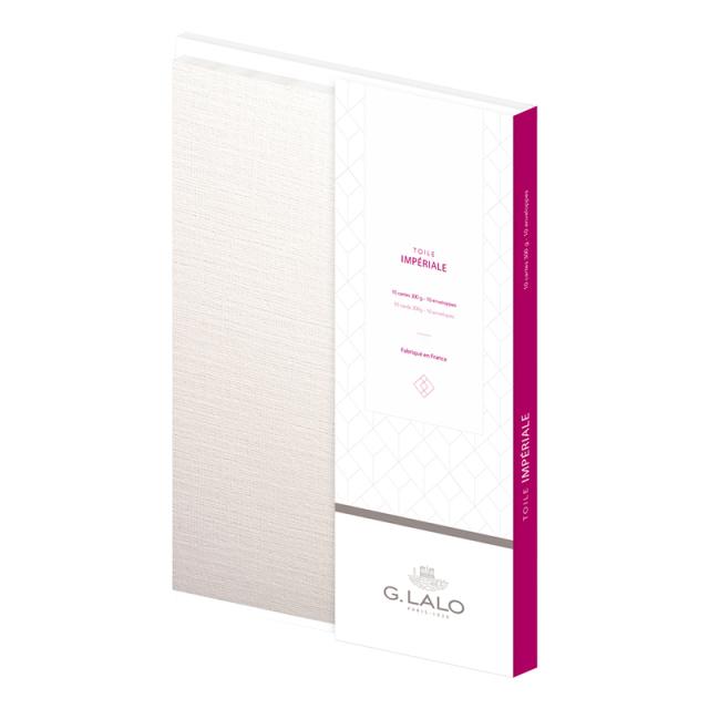 トワル・アンぺリアル 10枚カード封筒セット C6